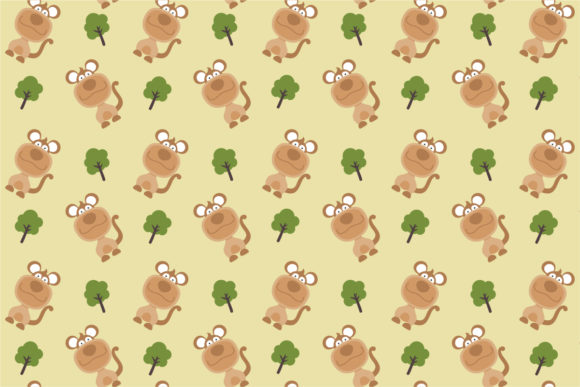 Download Free Cute Wild Giraffe Seamless Pattern Graphic By 3rieartstudio for Cricut Explore, Silhouette and other cutting machines.