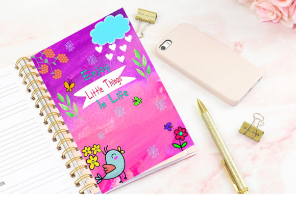 Cute Planner Inserts-Planner Quotes Graphic By Happy Printables Club Image 3