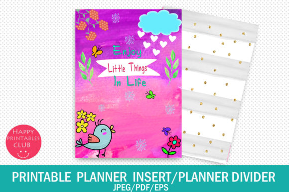 photograph regarding Printable Planner Inserts referred to as Lovely Planner Inserts-Planner Estimates