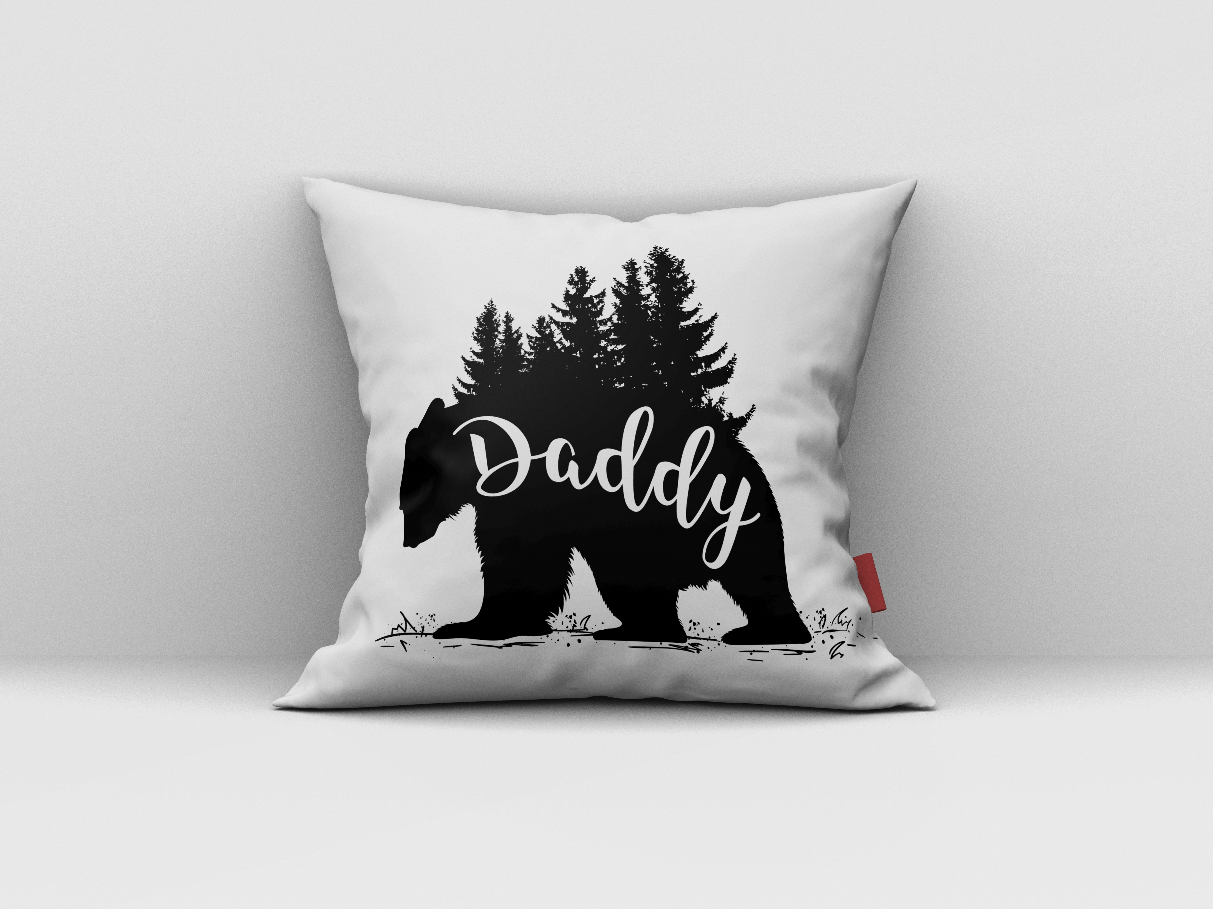 Download Free Daddy Bear Svg Design Graphic By Aartstudioexpo Creative Fabrica for Cricut Explore, Silhouette and other cutting machines.