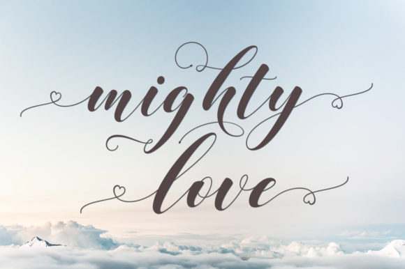 Print on Demand: Darling Script & Handwritten Font By Rudistudio - Image 2