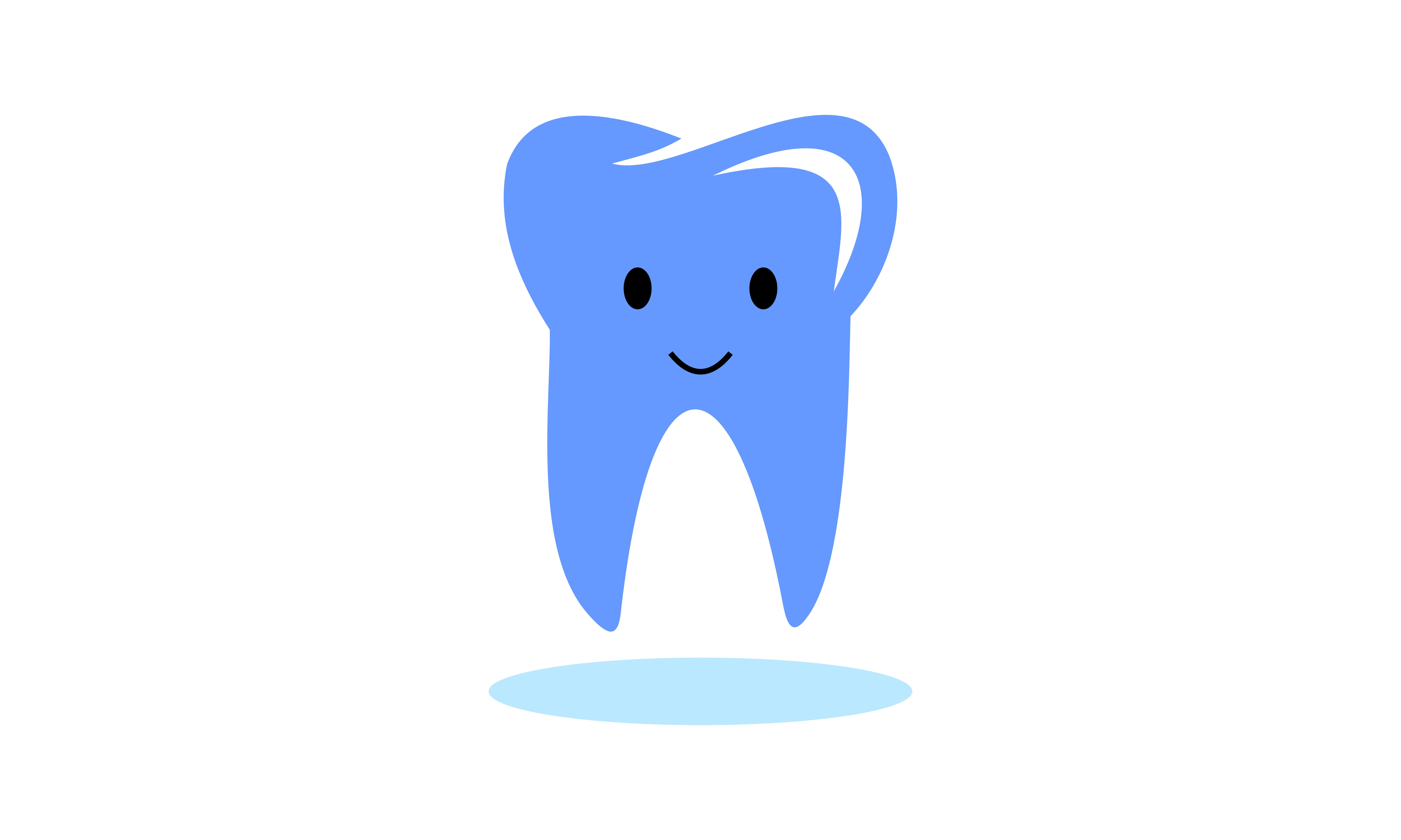 Download Free Dental Tooth Dentist Logo Vector Graphic By 2qnah Creative for Cricut Explore, Silhouette and other cutting machines.