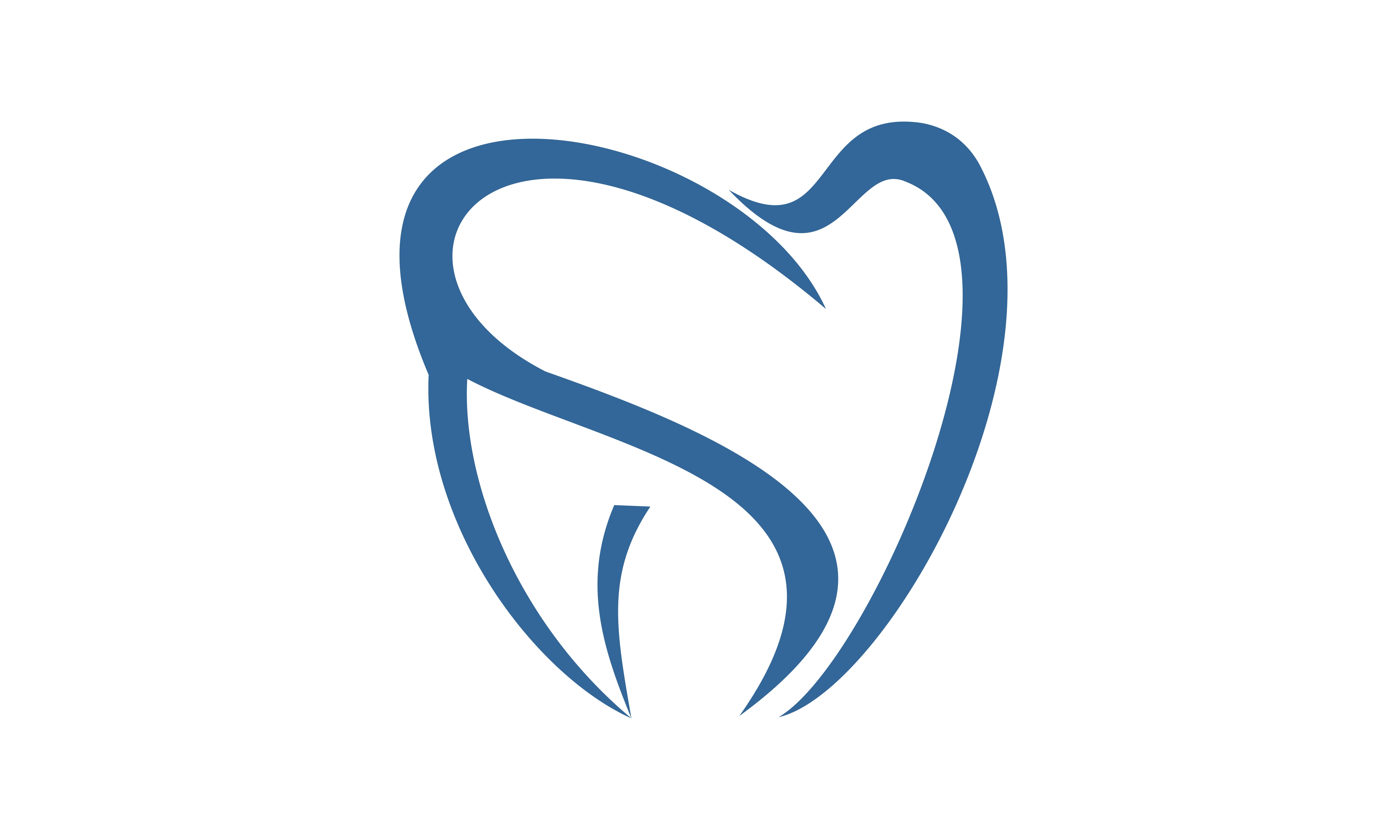 Download Free Dental Tooth Dentist Love Logo Vector Graphic By 2qnah for Cricut Explore, Silhouette and other cutting machines.