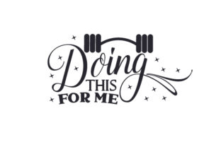 Doing This for Me Craft Design By Creative Fabrica Crafts