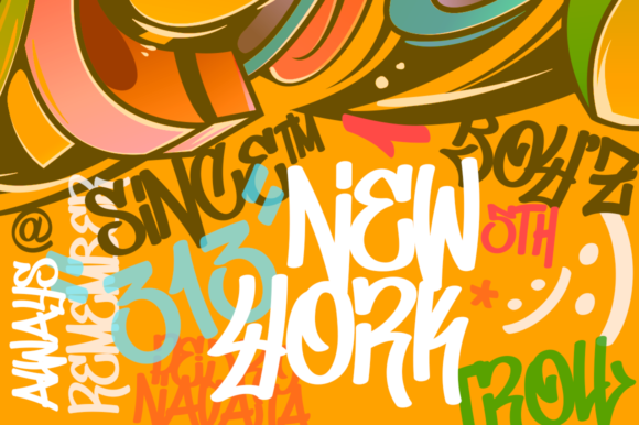 Download Free Don Graffiti Font By Donmarciano Creative Fabrica SVG Cut Files