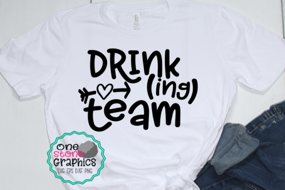 Drinking Team Svg,bridal Svg,birthday Graphic Crafts By OneStoneGraphics