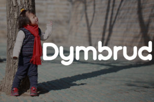 Dymbrud Font By da_only_aan