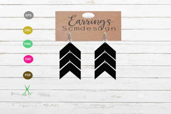 Earrings  Graphic Product Mockups By Scmdesign