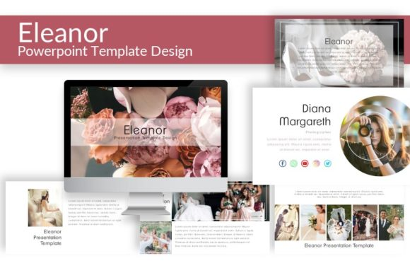 Eleanor- Powerpoint Template Graphic By mochammadfahdy