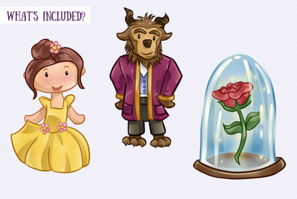 Enchanted Rose Fairy Tale