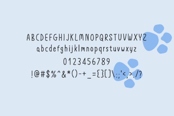 Print on Demand: Far Life Display Font By Nuovo Tocco - Image 4