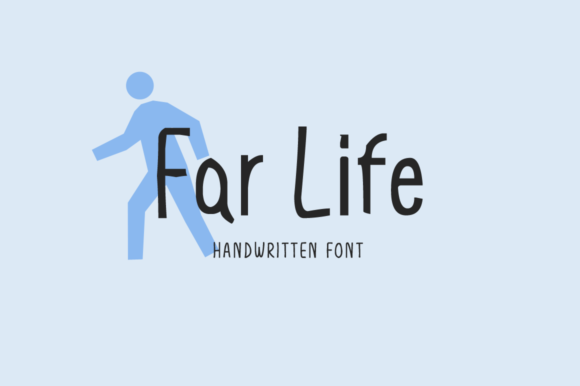 Print on Demand: Far Life Display Font By Nuovo Tocco