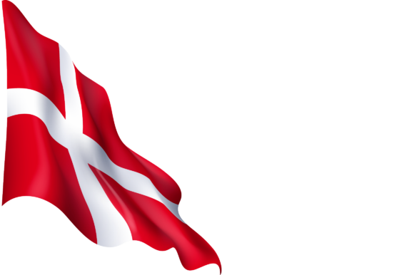 Download Free Flag Of Denmark Graphic By Ingofonts Creative Fabrica for Cricut Explore, Silhouette and other cutting machines.
