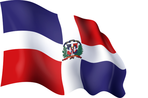 Download Free Flag Of Dominican Republic Graphic By Ingofonts Creative Fabrica for Cricut Explore, Silhouette and other cutting machines.