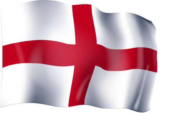 Download Free Flag Of England Graphic By Ingofonts Creative Fabrica for Cricut Explore, Silhouette and other cutting machines.