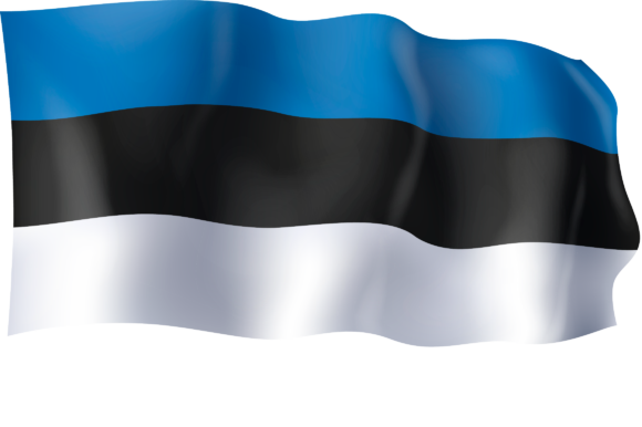 Download Free Flag Of Estonia Grafico Por Ingofonts Creative Fabrica for Cricut Explore, Silhouette and other cutting machines.
