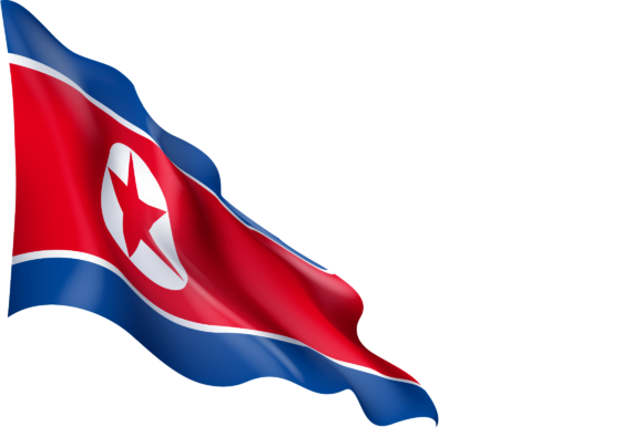 Download Free Flag Of North Korea Graphic By Ingofonts Creative Fabrica for Cricut Explore, Silhouette and other cutting machines.
