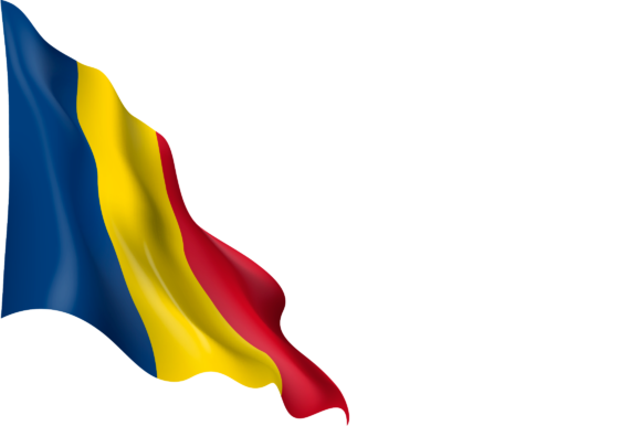 Download Free Flag Of Romania Grafico Por Ingofonts Creative Fabrica SVG Cut Files