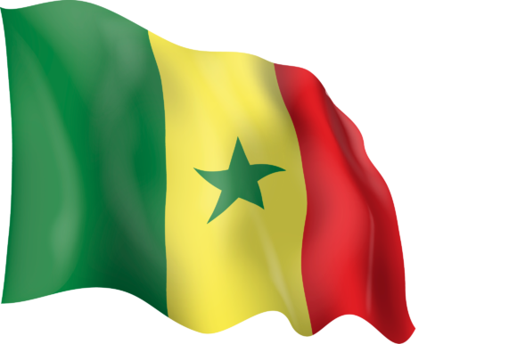 Download Free Flag Of Senegal Graphic By Ingofonts Creative Fabrica for Cricut Explore, Silhouette and other cutting machines.