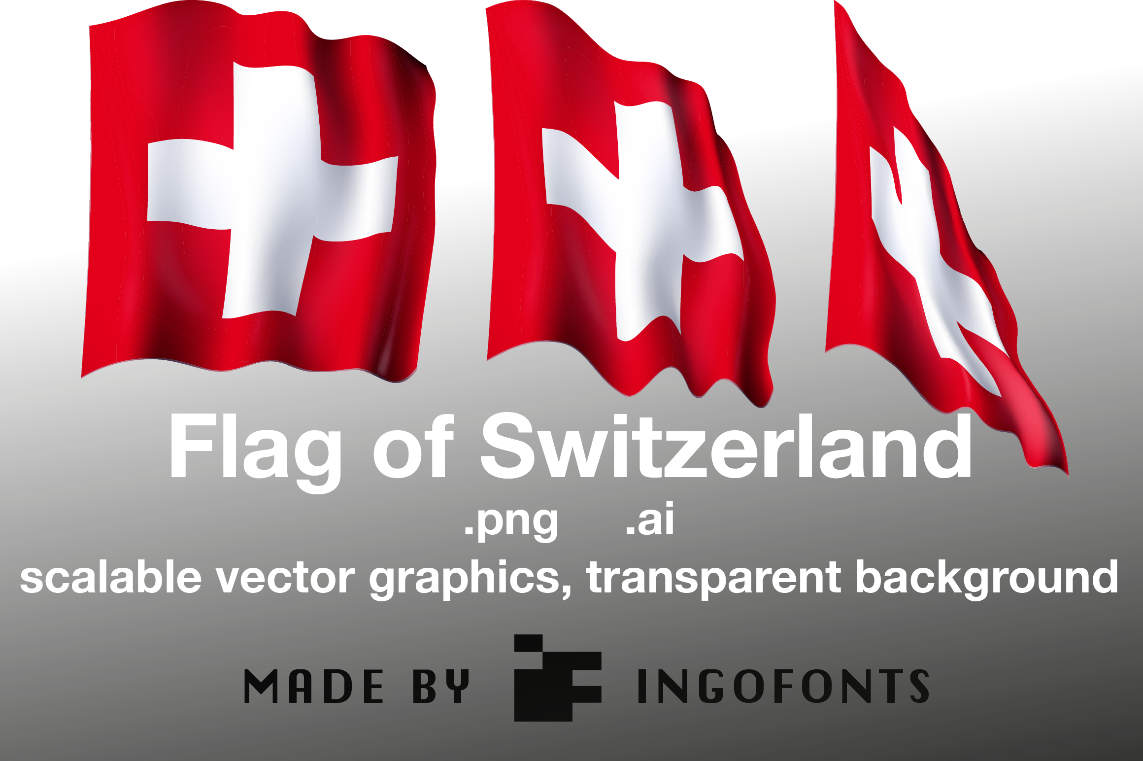 Download Free Flag Of Switzerland Graphic By Ingofonts Creative Fabrica for Cricut Explore, Silhouette and other cutting machines.