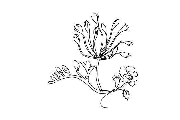 Download Free Flowers Svg Cut File By Creative Fabrica Crafts Creative Fabrica for Cricut Explore, Silhouette and other cutting machines.