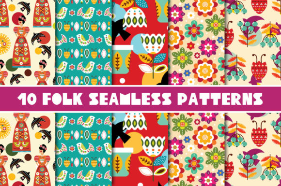 Download Free Frida Mexican Folk Kit Graphic By Juliya Kochkanyan Creative for Cricut Explore, Silhouette and other cutting machines.