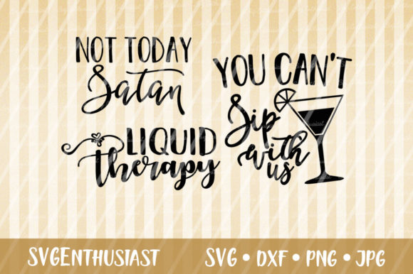 Download Free Fun Sarcastic Mini Bundle Svg Cut File Graphic By Svgenthusiast for Cricut Explore, Silhouette and other cutting machines.