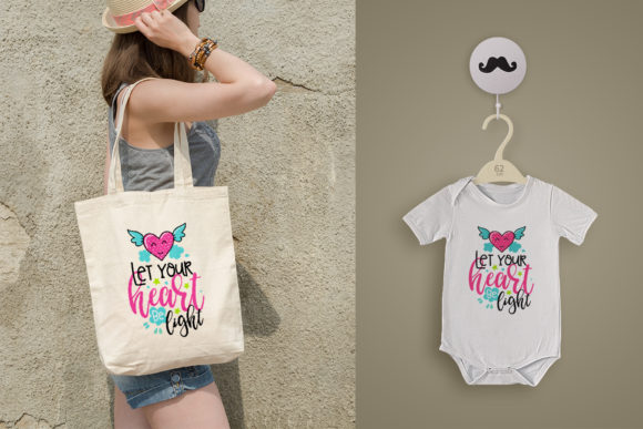 Funny Color with Quote Design Graphic Print Templates By Skull and Rose