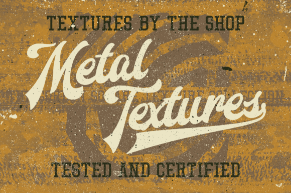 GSTC Metal Textures Graphic Textures By theshopdesignstudio