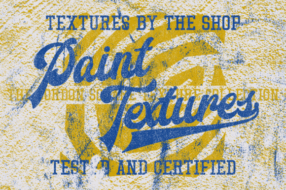 GSTC - Paint Textures Graphic Textures By theshopdesignstudio
