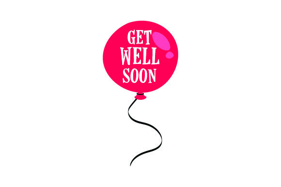 Get Well Soon Medical Craft Cut File By Creative Fabrica Crafts - Image 1