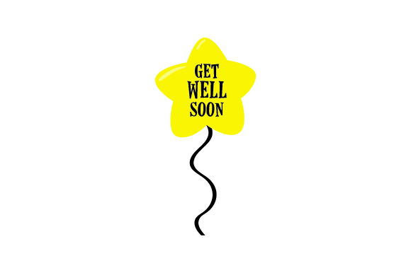 Download Free Get Well Soon Svg Cut File By Creative Fabrica Crafts Creative for Cricut Explore, Silhouette and other cutting machines.
