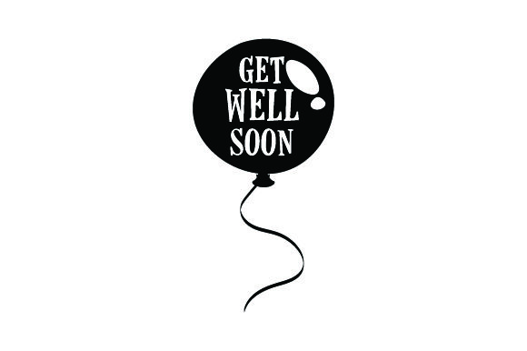 Get Well Soon Medical Craft Cut File By Creative Fabrica Crafts - Image 2