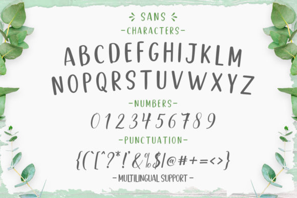 Good Selection Duo Font By Megatype Image 9