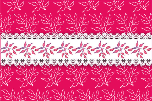 Hand Draw Pattern Vector Illustration Graphic By diiconstudio