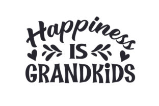 Happiness is Grandkids Craft Design By Creative Fabrica Crafts