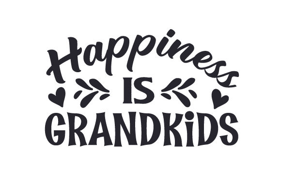 Happiness Is Grandkids Svg Cut File By Creative Fabrica Crafts