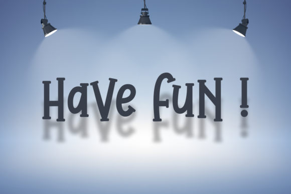 Hello Friends Font By Dani (7NTypes) Image 4