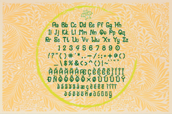 Print on Demand: Hello Wein Display Font By Typia Nesia - Image 6