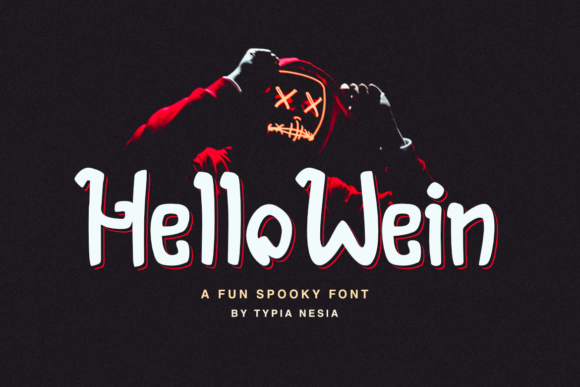 Print on Demand: Hello Wein Display Font By Typia Nesia - Image 1
