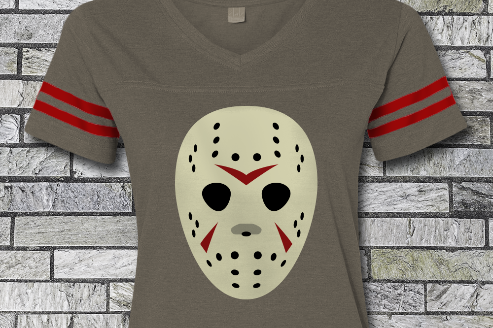 Download Free Hockey Mask Graphic By Designedbygeeks Creative Fabrica for Cricut Explore, Silhouette and other cutting machines.