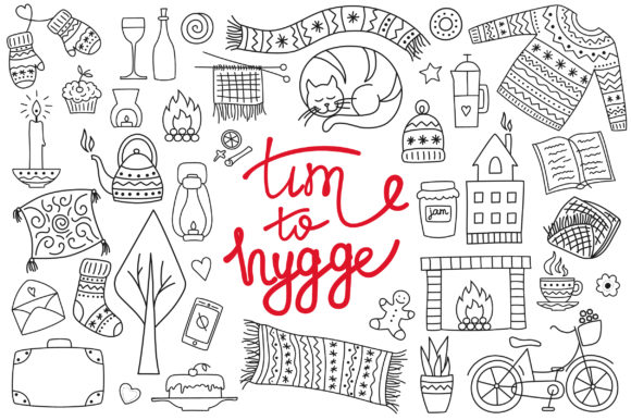 Hygge Collection Graphic By Alisovna Image 3