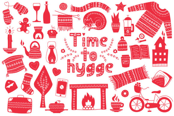 Hygge Collection Graphic By Alisovna Image 5