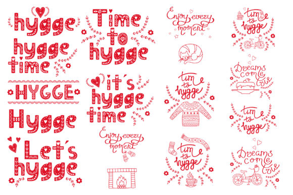 Hygge Collection Graphic By Alisovna Image 10