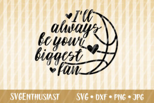 Download Free I Ll Always Be Your Biggest Fan Svg Graphic By Svgenthusiast SVG Cut Files