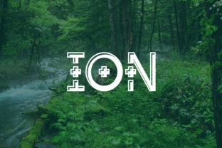 Ion Plus Font By da_only_aan