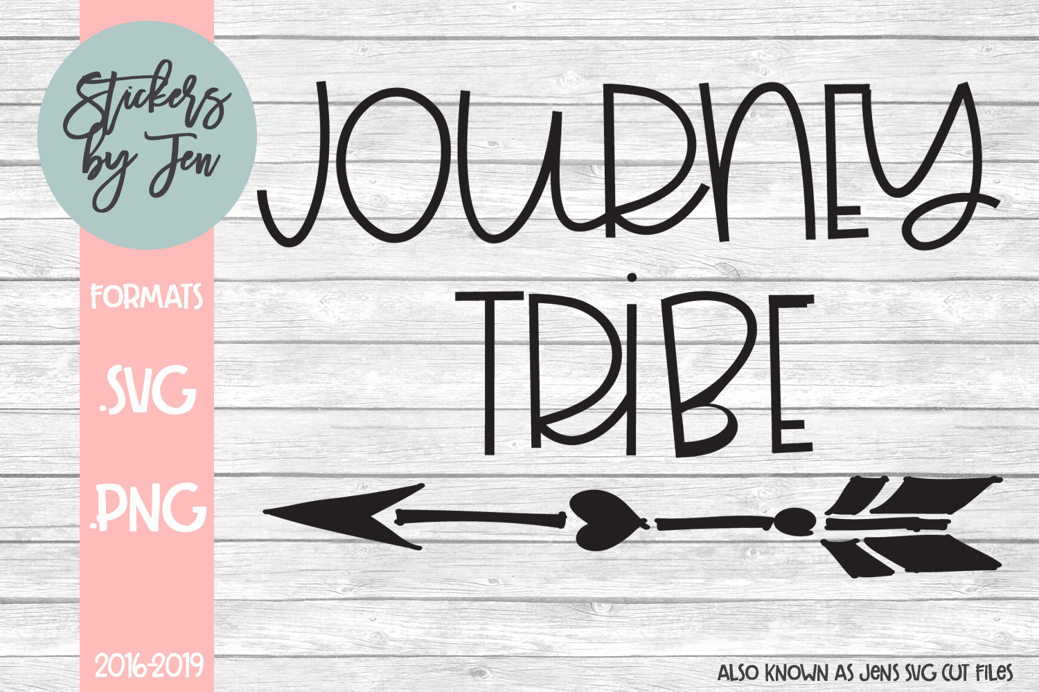 Download Free Journey Tribe Svg Graphic By Stickers By Jennifer Creative Fabrica for Cricut Explore, Silhouette and other cutting machines.