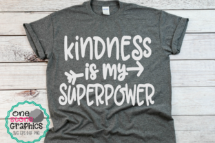 Download Free Kindness Is My Superpower Svg Kindness Graphic By for Cricut Explore, Silhouette and other cutting machines.