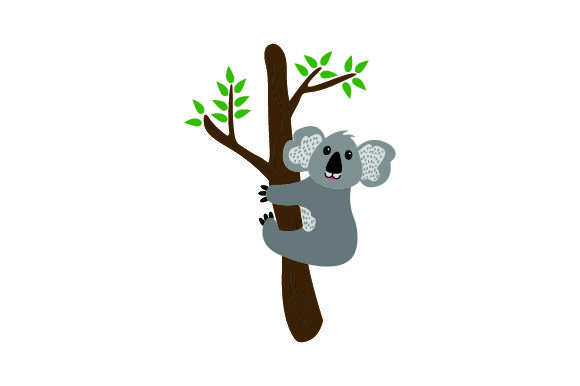 Download Free Koala Svg Cut File By Creative Fabrica Crafts Creative Fabrica for Cricut Explore, Silhouette and other cutting machines.