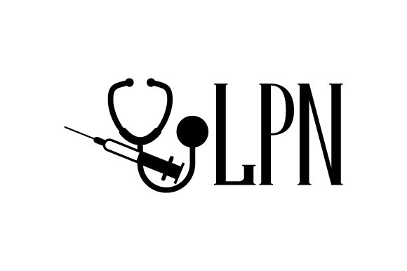 LPN Medical Craft Cut File By Creative Fabrica Crafts - Image 2